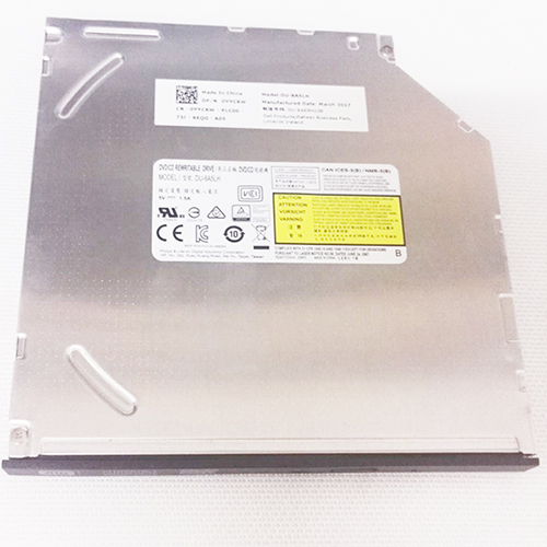 1PC 9.5mm DU-8A5LH For Dell 3721 5748 3543 3541 5558 Laptop Sata DVD+/-RW Drive