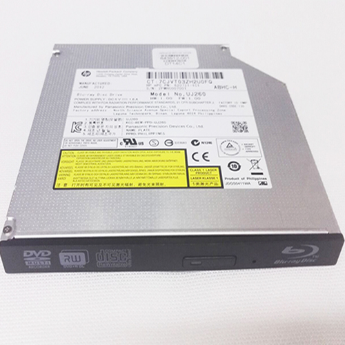 1PC UJ260 6x BDXL Blu-ray 8x DVD CD Burner Player 12.7mm SATA Laptop Drive UJ-260