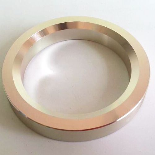 1PC Gold color 54mm Aluminum Decorate Base Ring Washer For tube amplifier 300B 6CA7 6P3P