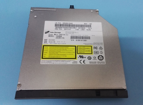 New 9.5mm SATA built-in DVDRAM optical drive for Thinkpad L440 L540 FRU: 04X4285