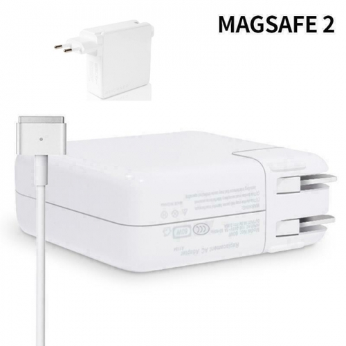 45W  Power Adapter for Apple MagSafe 2 II Macbook Air A1435 A1465 A1436 A1466