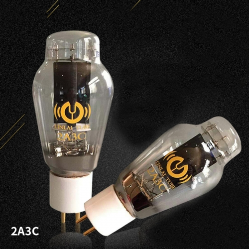 1PC New arrival HIFI Diy Audio tube AMP Vacuum tube 2A3C 2A3