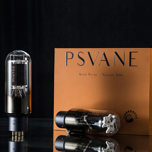 New Version 1 Matched Pair PSVANE A211 Acme Series Vacuum Tubes WE211 211