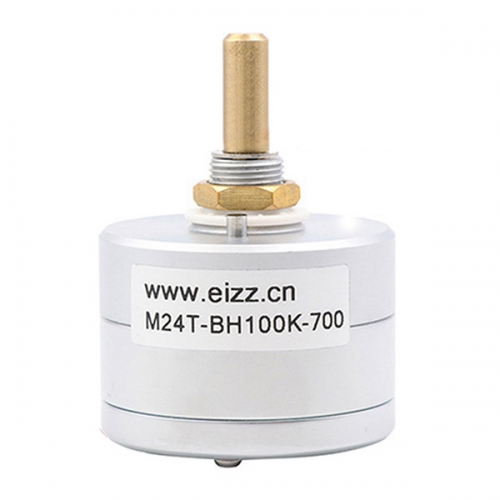 1PC EIZZ 24-Step MONO Attenuator Volume Potentiometer HIFI LOG 100K DIY Audio Parts