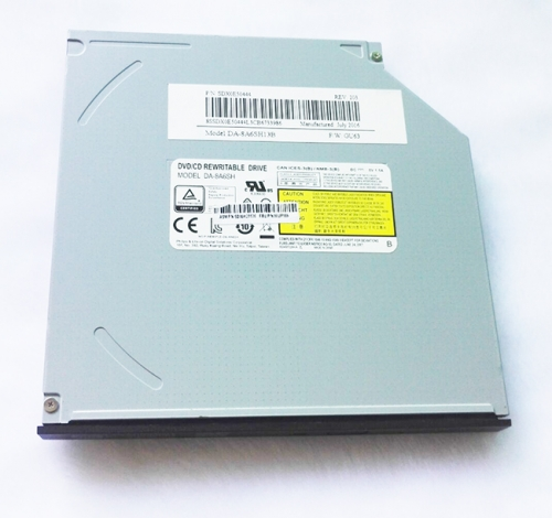 DVD-RW DA-8AESH DA-8A6SH 24X CD-RW Writer Laptop Slim SATA Optical Drive