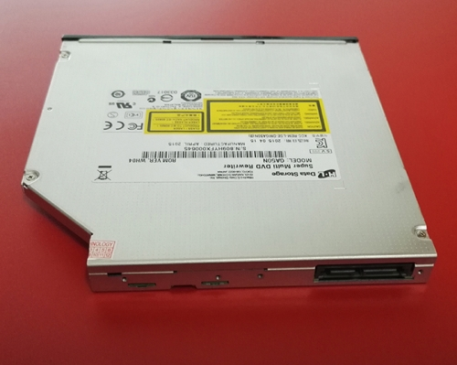 12.7mm SATA Slot Load GA50N CDRW DVD±RW DVD-RAM Burner Drive Replace DL-8A4SH